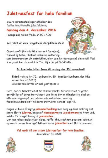 SGIF juletræ 2016